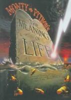 MONTY PYTHON'S THE MEANING OF LIFE NEW DVD