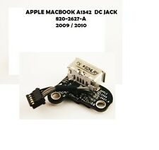 "Apple De 13 ""Macbook A1342 Magsafe Power Jack Dc Socket 820-2627-a 2009 2010 Mb516"