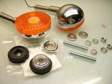 NEU/NEW CONVERSION/UMBAU-KIT USA-BLINKER HINTEN REAR FLASHER FRAME SR 500 XS 750