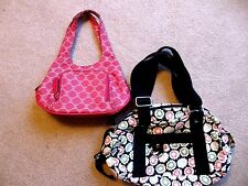 Lot of 2 Handbags NINE WEST and OLD NAVY  Small  Great for BACK to SCHOOL TEENs