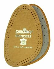 Pedag Princess 101 comfort insole, natural leather, prevents forefoot slipping