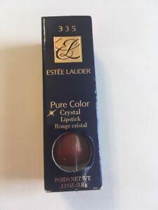 ESTEE LAUDER Pure Color, crystal,vivid,long lasting Lipstick Choose damaged read