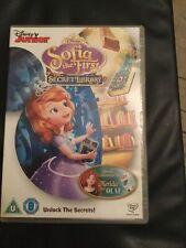 Sofia the First: The Secret Library DVD (2016) Craig Gerber cert U