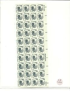 Mint USPS Postage -1977 SC#1581-82 - Root of Democracy - 80 Stamps, 2V - MNH