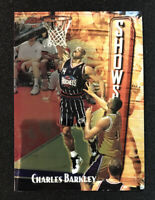 1997-98 Topps Finest Showstoppers #219 Charles Barkley
