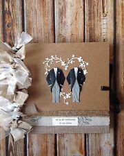 Wedding GUESTBOOK   ❤️ Wedding Gift, Gay Marriage 2 Grooms ❤️