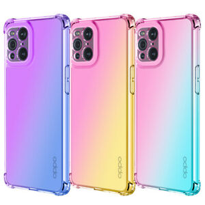 Case For OPPO Find X3 Pro Neo Lite 5G Shockproof TPU Hybrid Silicone Cover