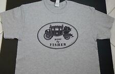 Brand new BODY BY FISHER retro 1955 1956 1957 1958 1959 logo V8 emblem nos conv