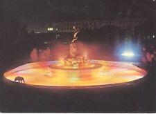 Centennial Fountain Victoria BC Parliament Buildings Postcard D26