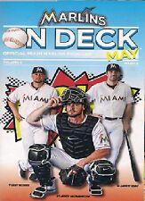 Tampa Bay Rays @ Miami Marlins programa 3rd junio de 2014