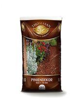 Pinienrinde Fein 7-15mm 39 Sack á 60L = 2340L Ganze Palette