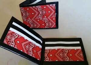 Handmade Duct Tape Wallet - Fun Patterns - You Pick the Pattern