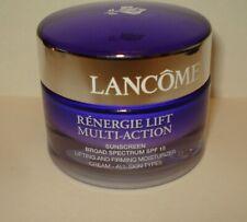 Lancome Renergie Lift Multi Action Broad spectrum SPF 15 Cream 1.7 oz/50 g New