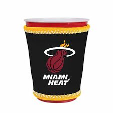 Miami Heat Kup Holder Coolie for Solo Cups, Pint Glass, Coffee by Kolder