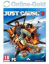 Just Cause 3 clé - Steam Jeu Carte - PC Jeu Code - [NEUF] [EU] [FR]