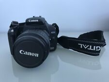 Canon EOS 350D ds126071 Camera with Canon EFS 18-55mm LENS