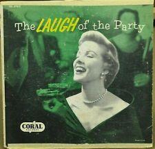 "The Laugh Of The Party LP (Mono, CRL-57017, 3"" top seam split)  1955"