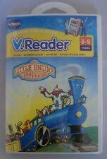 vTech V.Reader The Little Engine That Could.Animated Book - New - FREE Shipping