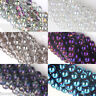 Jewelry Lots Charms Czech Crystal Glass Loose Round Spacer Beads DIY 6/8/10/12mm
