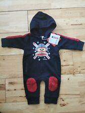 Nuevo con etiquetas bebé niños pequeños traje de Paul By Paul Frank