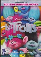 DVD LES TROLLS Edition surprise party Inclus karaoké