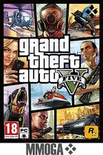 GTA5 - Grand Theft Auto V - Téléchargement Code Rockstar Games - Jeu PC 18+ - FR