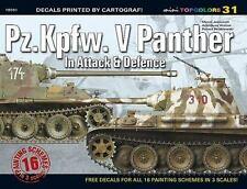 Pz.Kpfw. V Panther: In Attack & Defense (Minitopcolors)