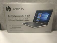 HP 15.6 Notebook With 4GB Ram/1TB HD/A9 3.1GHz Dual-Core Processor -black