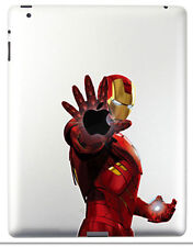 IPad Decal Autocollant Iron Man Art pour APPLE Tablette