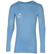Abbigliamento blu in nylon per bambini dai 2 ai 16 anni