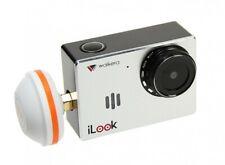 Caméra Walkera iLook FPV Enregistreur vidéo HD 5.8GHz + G-2D Gimbal+SUPPORT