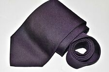 Men's Brooks Brothers Purple Silk   Neck Tie made in Italy