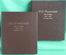 2007 - 2016 Presidential Dollar PDS Complete 117 Coin Set BU and Proof President