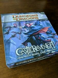 Dungeons & Dragons Castle Ravenloft Board Game Wizards of the Coast
