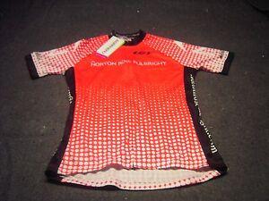 NORTON ROSE FULBRIGHT HOUSTON TO AUSTIN BPMS 150 Women's Cyclist Jersey Size L