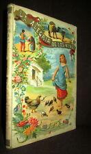 ALEGRIA de los NINOS Joie des Enfants Cuento Conte CALLEJA dessin Enfantina 1924