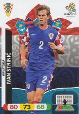 IVAN STRINIC # HRVATSKA CROATIA CARD PANINI ADRENALYN EURO 2012