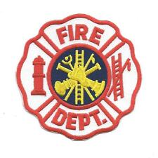 **FIRE DEPARTMENT PATCH**