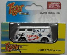 "Tiger Wheels – VW Bus T1 ""Snowball Express"" Neu/OVP"