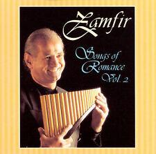 Songs of Romance, Vol. 2 by Gheorghe Zamfir (Pan Flute) (CD, Sep-1997, Ranwood R
