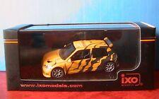 RENAULT CLIO MAXI TEST CAR 1995 IXO CLC181 1/43 JAUNE NOIRE YELLOW BLACK