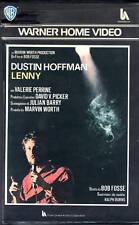 LENNY   (1974)   VHS 1a Ed. WB - Dustin Hoffman Bob FOSSE