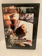 Don Omar - Video Collection (DVD, 2005) Volume 1 Free Shipping