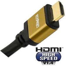 Element-Hz High Speed HDMI Cable with Ethernet, Round Jacket, .5 Meters, 1.64ft