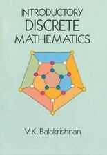 Introductory Discrete Mathematics (Dover Books on Computer Science), Balakrishna