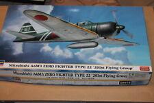 "Hasegawa (09919): Mitsubishi A6M3 Zero Type 22 ""201st Flying Group"" au 1/48"