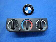 BMW e36 3er Bedienteil Heizung Gebläse Lüftung ohne Klima MK 344096 8368563
