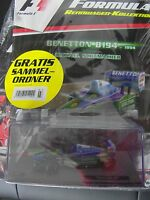 F 1 Rennwagen Kollektion 1:43 * Nr. 3 * Benetton B 194- 1994 Michael Schumacher