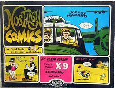 NOSTALGIA COMICS N.5 1974 JOHNNY HAZARD MUTT JEFF KRAZY KAT FLASH GORDON FUMETTO