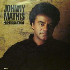 "Johnny Mathis(7"" Vinyl P/S)Hooked On Goodbye-CBS-A 6192-UK-VG+/VG+"